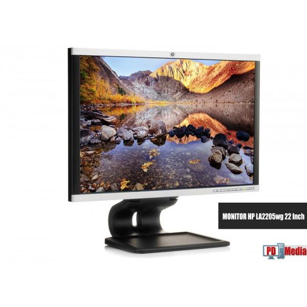 "Monitor LCD 22"" Wide HP LA2205wg Categoria A- 1680 x 1050"