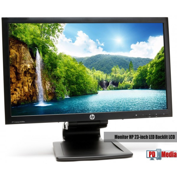 Monitor HP Compaq LA2306x - LED 23 Inch Grad B
