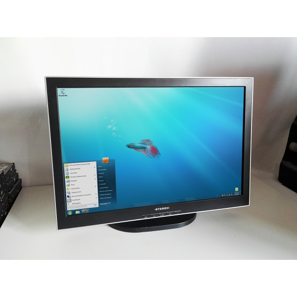 "Monitor Hyundai 24"" Categoria B 1920 x 1200"