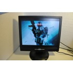 "Oferta Black Friday Monitor LCD Fujitsu Siemens L7ZA 17"" TFT Negru Boxe Incluse"