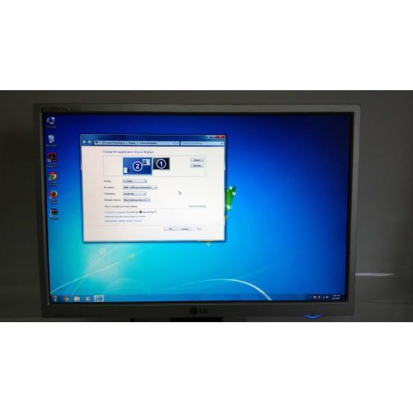 Monitor LCD LG L226WTQ-SF 22 inch 2 ms 1680 x 1050 px Grad B