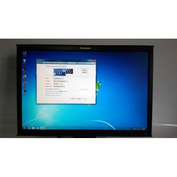 Monitor Lenovo 6622HB1 WideScreen LCD 1680 x 1050 px Grad B
