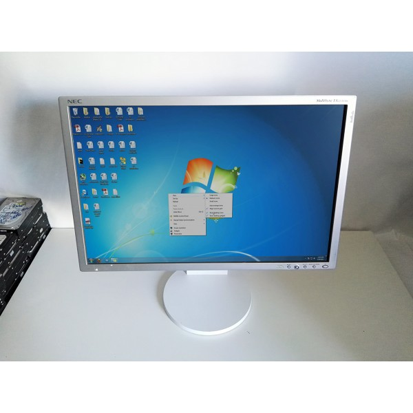 "Monitor NEC EA221WMe LCD 22"" 1680 x 1050 Categoria A"