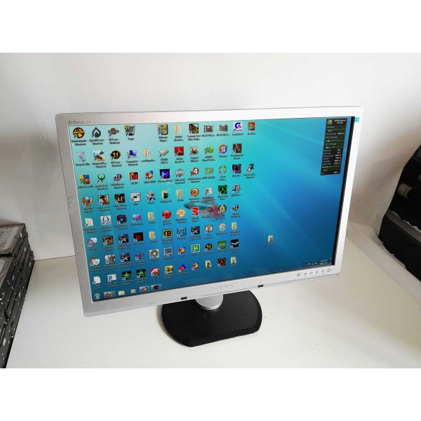 "Monitor Philips 24"" 245p Categoria B 1920 x 1200 5 ms"