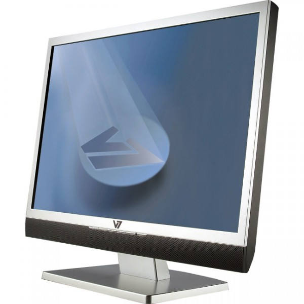 "Monitor V7 L22WD 22"" Widescreen LCD Grad A"