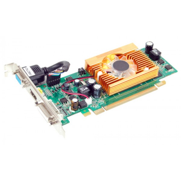 NVIDIA GeForce GT 120 1GB DDR2 PCI Express HDMI