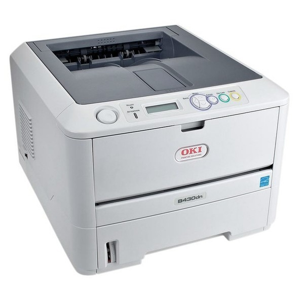 Imprimante laser second hand OKI B430dn A4 30 Ppm Duplex Retea
