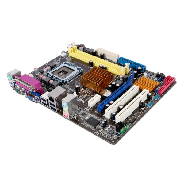 Placa de Baza Asus Socket 775 Suporta Core 2 Quad FSB 1333 Chipset G31 Accelerator 3100