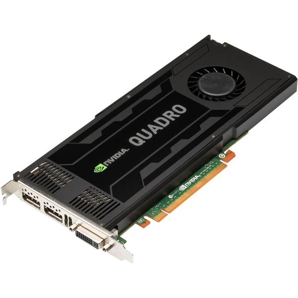 Placa video PNY Quadro K4000 3GB GDDR5 192-bit