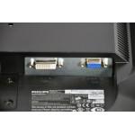 "Monitor LCD Philips 24"" 240B1 Brilliance Ergo base, USB, Audio Format 16:10 5ms 1920x1200 Grad A"
