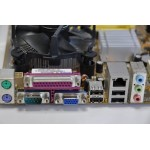 Placa de Baza ASUS G31 Socket 775 + Procesor CORE2DUO E5200 2.5 Ghz + COOLER