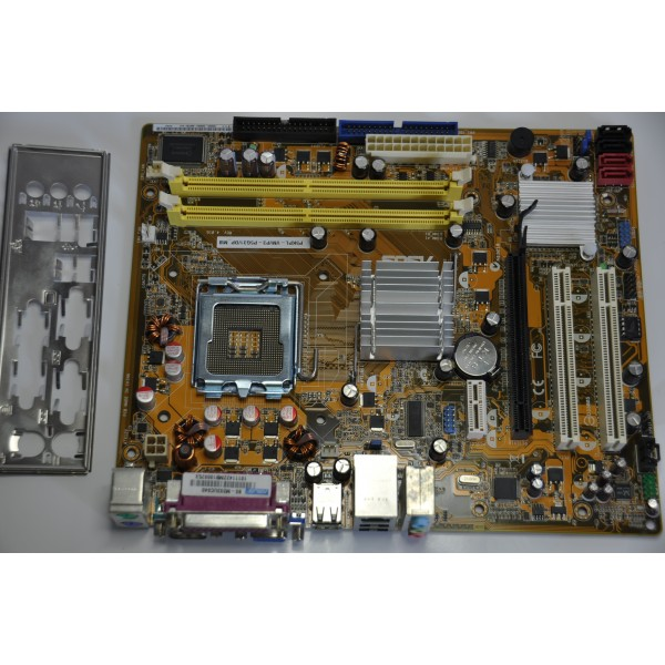 Placa De Baza Asus G31 Socket 775 Suporta Core2Duo, Core2quad, Video Integrat