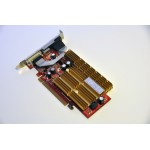 Placa Video Second Hand nVidia GeForce 7300 GS PCI-E 256 MB DDR2 64 Bits