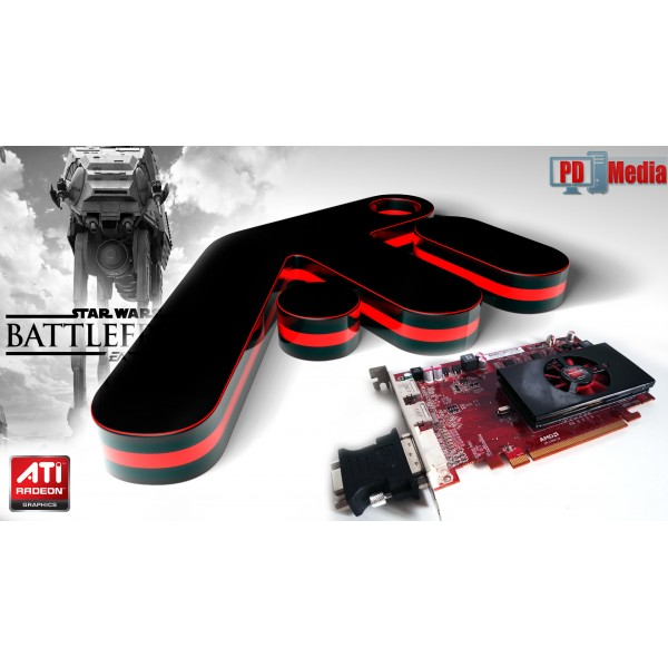 Placa Video AMD Radeon HD 6450 1 GB DDR3