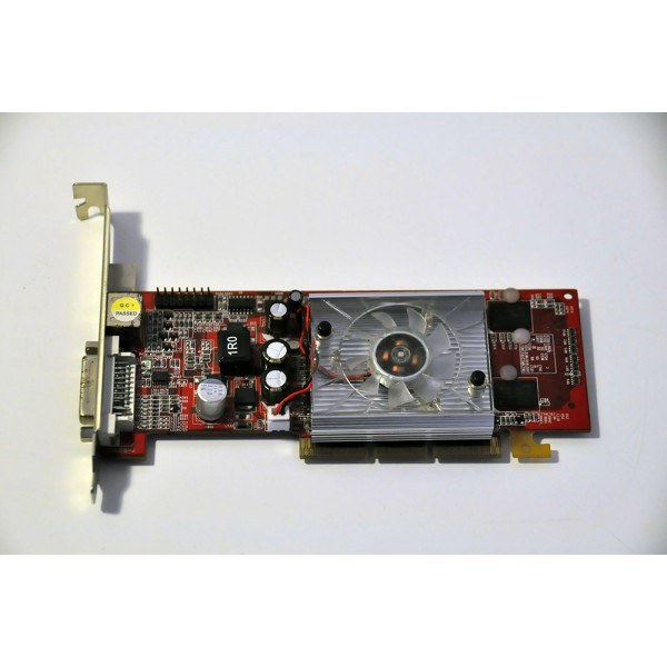Placa video Nvidia GeForce 6200 512MB 64 Bit