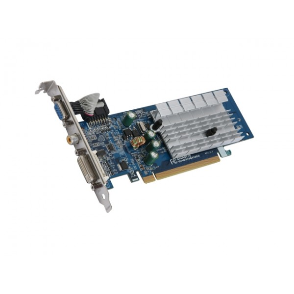Placa Video Gigabyte GeForce 7200 GS 256 MB DDR2 64 bit PCI-E