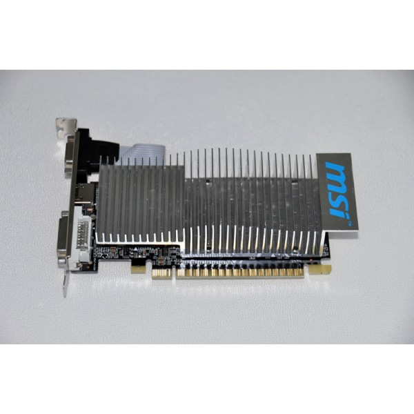 Placa video MSI NVIDIA GeForce 210 1GB DDR3 64bit HDMI