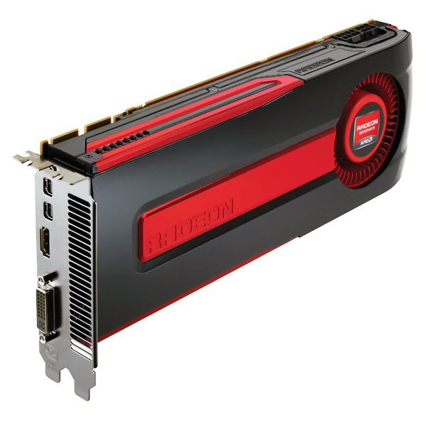 Placa video Radeon HD 7950 3 GB DDR5 384Bit Seria Radeon HD 7k