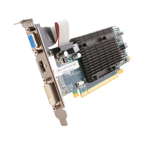 Placa Video ATI Radeon HD5450 512Mb DDR3 64Bit PCIe HDMI
