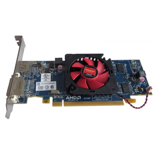 Placa Video 1GB Radeon HD6450 PCIe