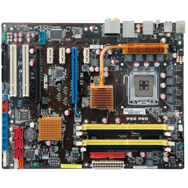Placa de Baza ASUS Socket 775 P5Q PRO Suporta Quad Core Max. 16 GB