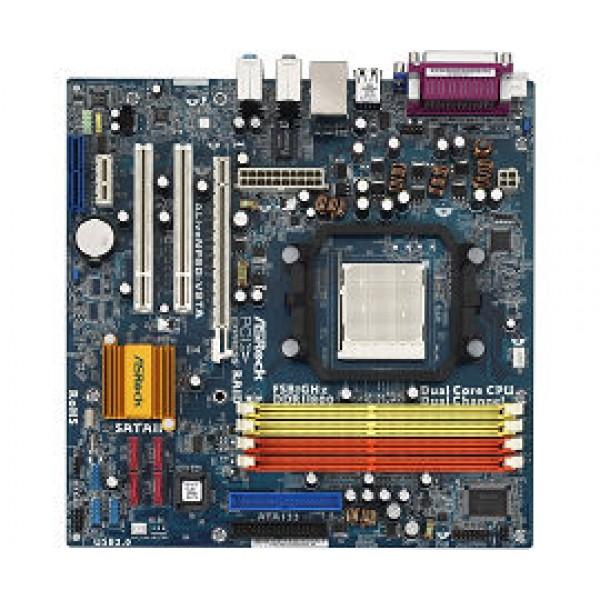 Placa De Baza Asrock Socket Am2 Asrock NF6H-DVI DDR2 Pci-Exp S-ATA