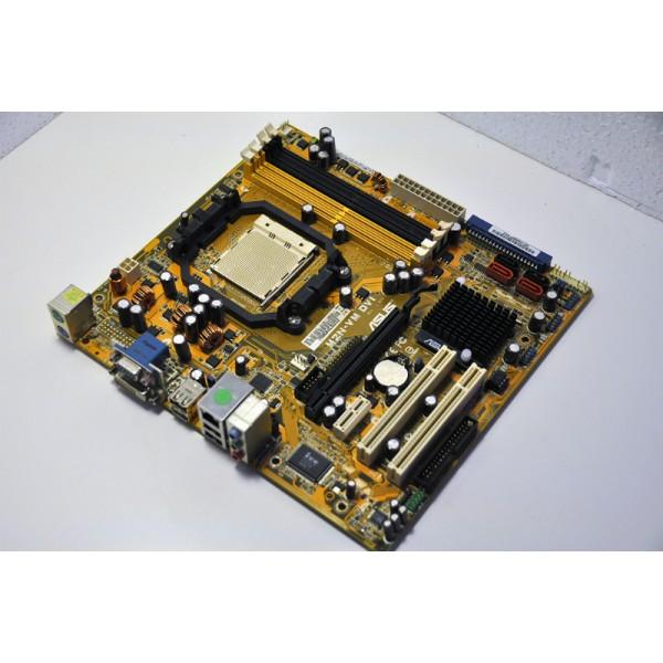 Placa de Baza Socket AM2+ Asus M2N-VM DVI  Video si audio Integrat