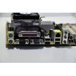 Kit Placa de Baza + Procesor Socket 478 Celeron D 2.6 GHz Asus P4V8X-MX 2×184pin DDR 333 Max. 2GB 1 x AGP 4X / 8X, PCI x3 Video si Sunet Integrat