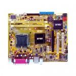 Placa de Baza Asus SOCKET 775 P5B-MX Suporta Quad Core Retea GIGABIT