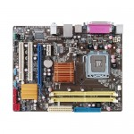 Placa de Baza Asus Socket 775 P5QPL-AM Chipset Q41+ ICH7 DDR2 IDE-ATA Suporta Quad Core Video Integrat
