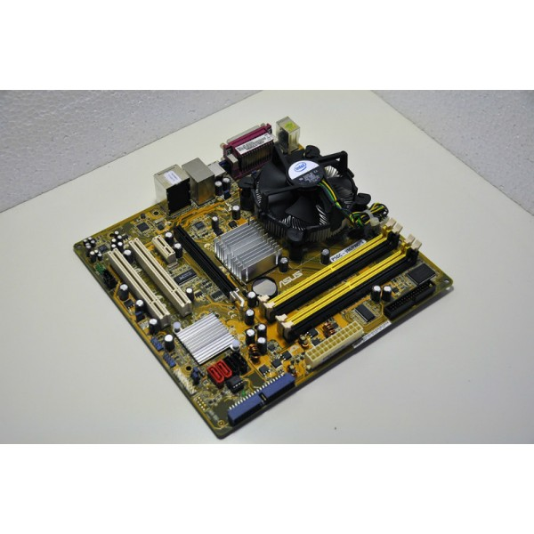 Kit Placa de Baza Socket 775 Asus plus Procesor Intel Celeron 430 si Cooler Inclus P5GC VM PRO