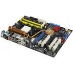 PLACA DE BAZA Asus M2N-SLI DELUXE AMD Socket AM2+/AM2 CPU NVIDIA nForce 570 SLI