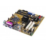Placa De Baza Asus P5LD2 VMS INTEL CORE2DUO E6300 1.86GHZ  COOLER