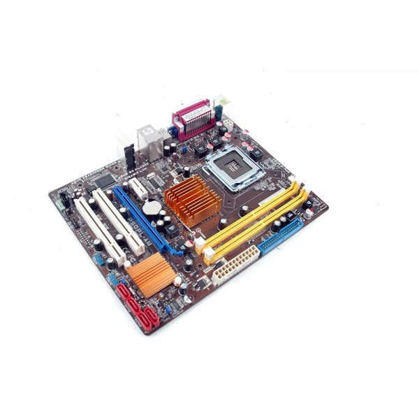 KIT Placa de baza ASUS P5QPL-AM + Procesor Intel Dual Core E5300 2.60 Ghz 2MB Cache 800 Mhz FSB