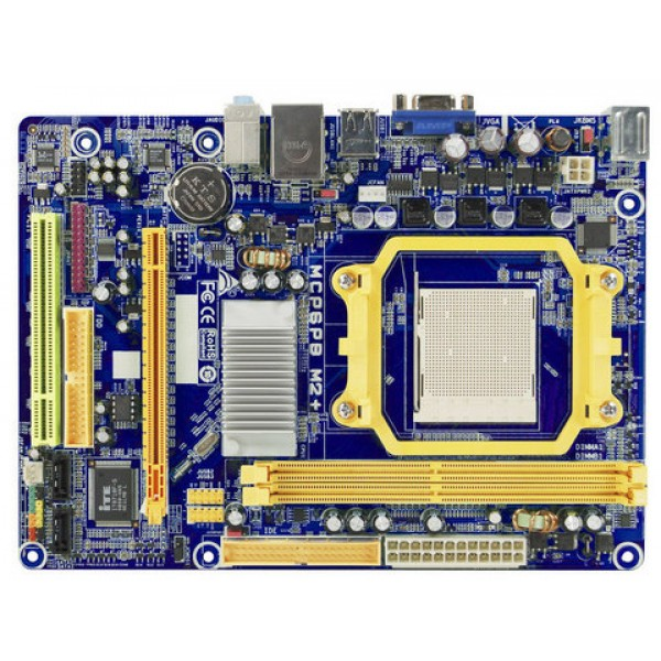 Placa de Baza Socket AM2 BioStar MCP6PB M2+ Video NVIDIA GeForce 6150 Audio HD 6 Canale