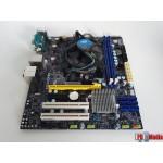Placa de baza Foxconn H55MX-S DDR3 Audio 7.1 canale HDMI  + Procesor i3 2.9GHz + Cooler