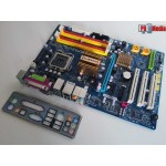 Kit Placa de baza GIGABYTE GA-EP35-DS3L si Procesor Dual Core E2100, E2228, E5200... 7.1 Audio Maxima 8 GB