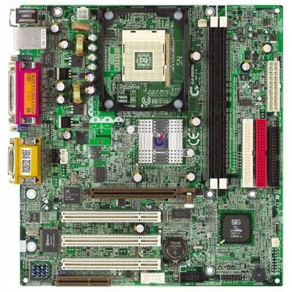 Placa de baza Gigabyte GA-8SIMLNF Socket 478