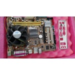 Kit Placa de baza Asus + Procesor E5300 2.6GHz