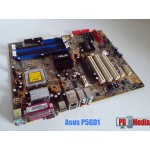 Kit Placa de Baza Socket 775 Asus P5GD1 + Procesor 2.8ghz Intel P4 + Cooler + 1Gb Ram