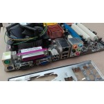 Kit placa de baza Asus P5KPL-AM + Procesor E5300 2.6 GHz