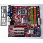 Kit Placa de Baza + Procesor 775 Core2Duo E7500  Audio & Video Integrat