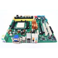 Placa De Baza Socket Am2 Asus Apm78-Gs Suporta Procesoare Am2 Am2+ Shield Inclus Dvi-Vga