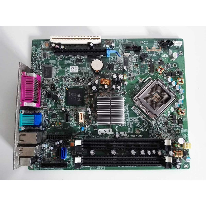 Placa De Baza Dell Optiplex 780 Sff