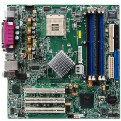 Kit Placa de baza Intel Socket 478 + Procesor 2.66 + Cooler