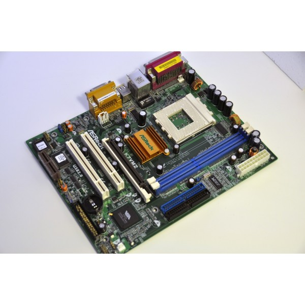 Placa de Baza Second Hand Socket A ASRock K7VM2