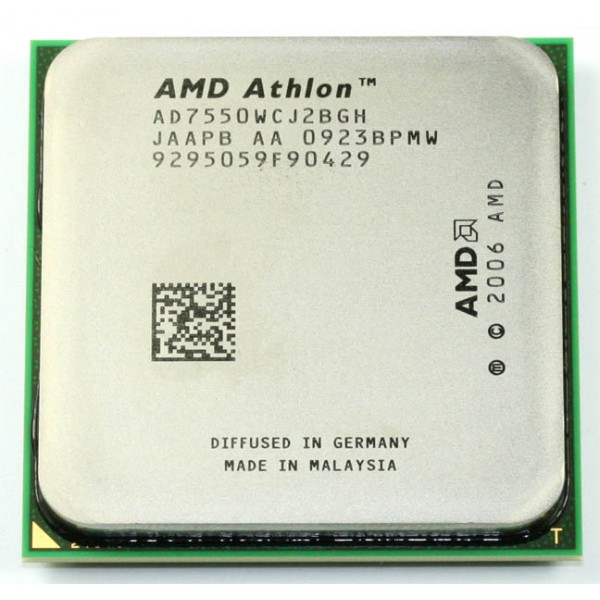 Procesor Second Hand AMD Athlon x2 2500 MHz Socket AM2 Cache 2 MB