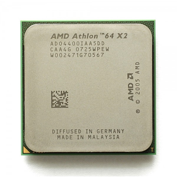 AMD Athlon 64 X2 4400 2,3 GHz 2x512KB L2 Cache