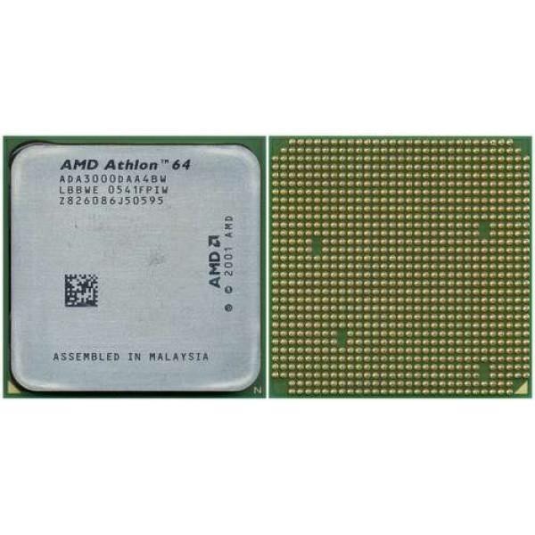 Procesor AMD Athlon64 3000+ ADA3000DAA4BW Socket 939