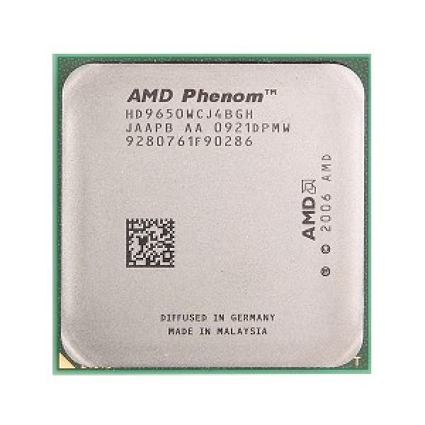 AMD Phenom X4 9650 2300 MHz Socket AM2+ Socket AM2 64 bit